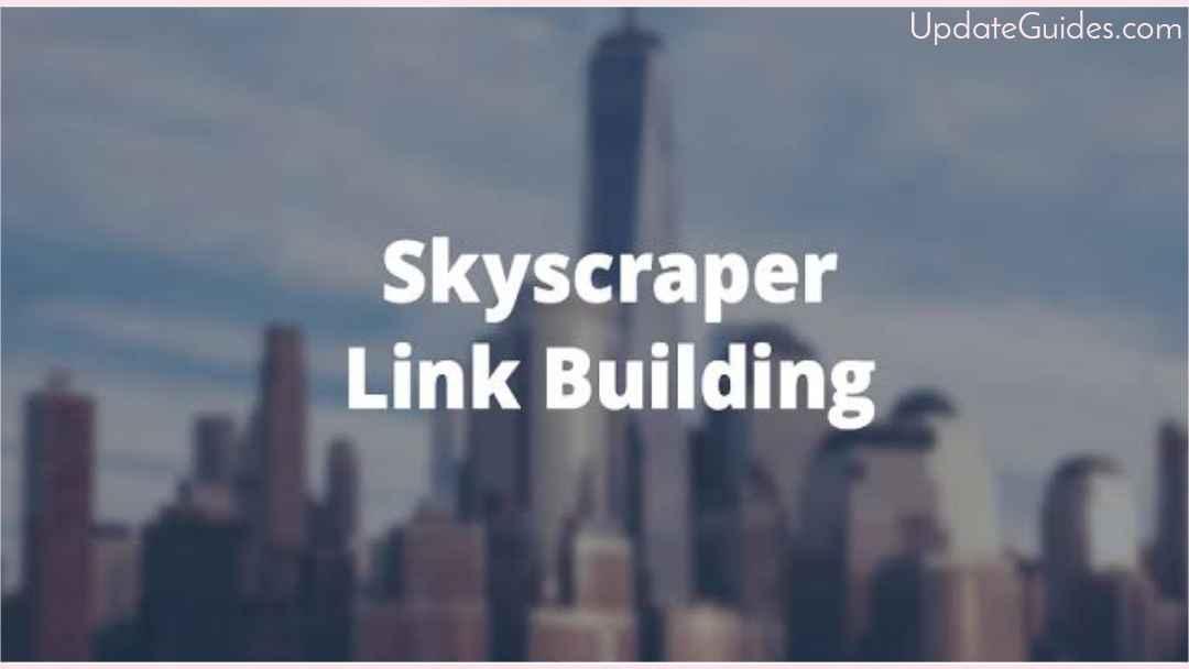 Skyscraper-link-building