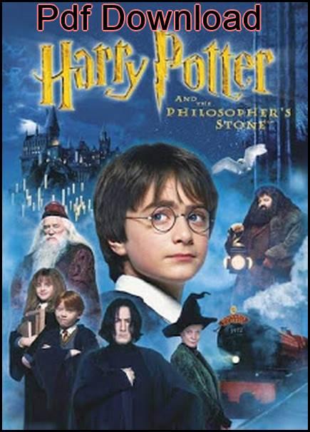 হ্যারি পটার বই পিডিএফ – Harry Potter Books Pdf in Bangla