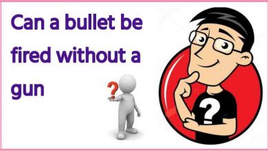 Photo of How Can a bullet be fired without a gun?