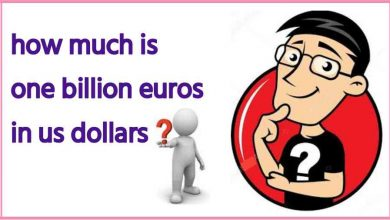 Photo of How much is one billion euros in us dollars