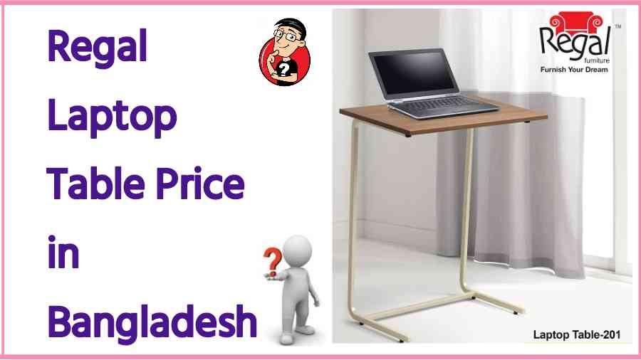 Regal Laptop Table Price in Bangladesh