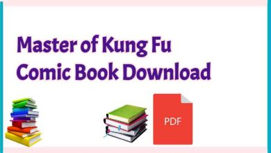 Photo of Master of Kung Fu Comic Book Pdf Download (All)
